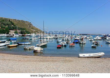 Boats Porto Ercole Italy