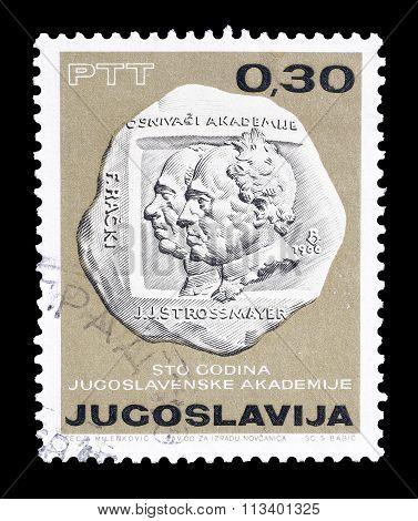 Yugoslavia 1966