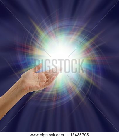 Spectacular Divine Light