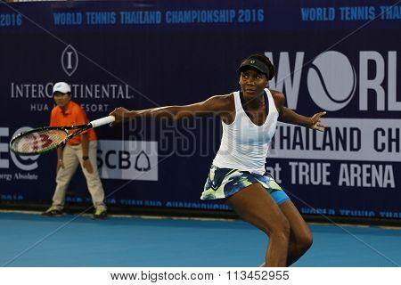 World Tennis Thailand Championship 2016