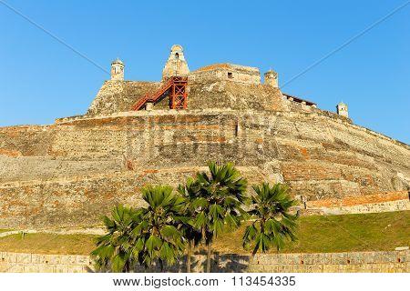 San Felipe de Barajas fortress.