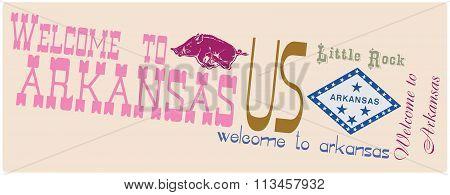 Banner For Arkansas