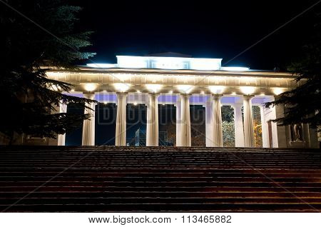 Count Pier In Sevastopol