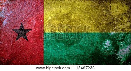 Guinea-Bissau Grunge