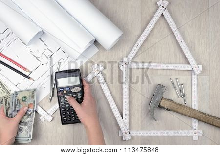 Calculate The Building Costs
