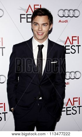 Nicholas Hoult at the AFI FEST 2009 Screening of