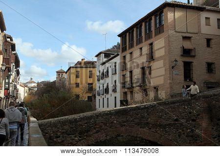 Granada, Andalusia. Spain.