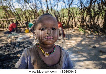 Datoga Kid, Lake Eyasi, Tanzania