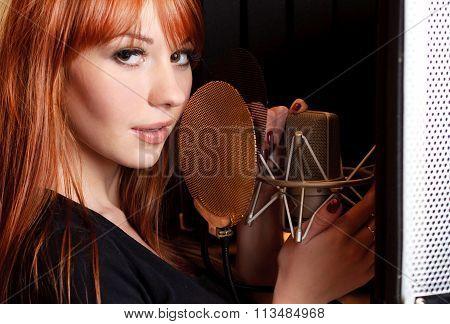 Singing Girl.