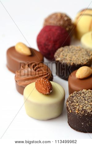 Chocolate Bon Bons