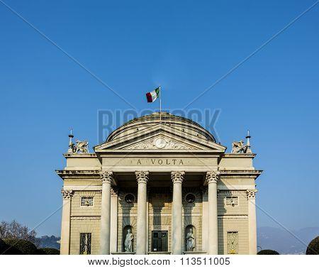 Alessandro Volta Temple