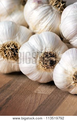 Bunch Of Garlic