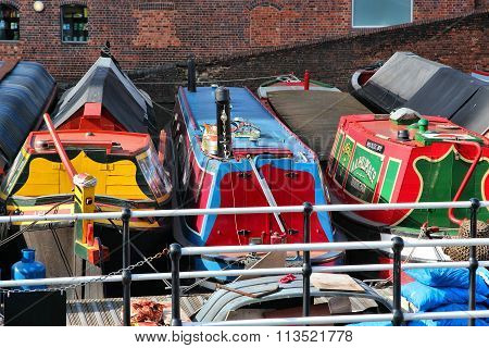 Birmingham Narrowboats