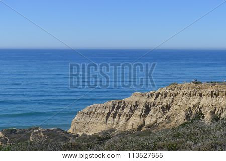 Cliff by Pacific
