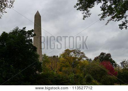 Obelisk in Central Park