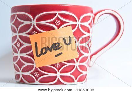Love U Mug