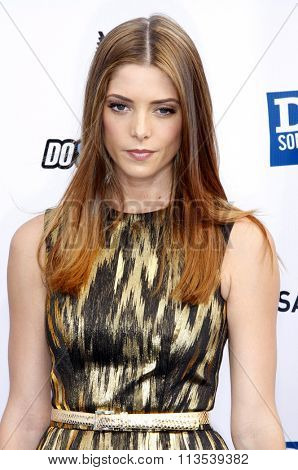 Ashley Greene at the 2012 Do Something Awards held at the Barker Hangar in Los Angeles, USA on August 19, 2012.