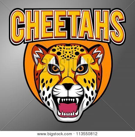 Mascots Cheetah