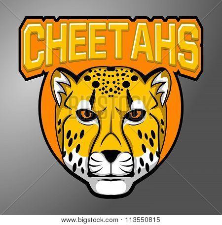 Cheetah Mascots