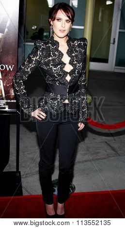 03/09/2009 - Hollywood - Rumer Willis at the Los Angeles Premiere of