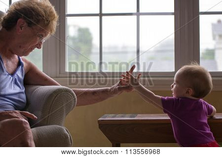Touching Generations