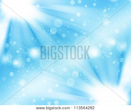 Beautiful Abstract Fantasy Background