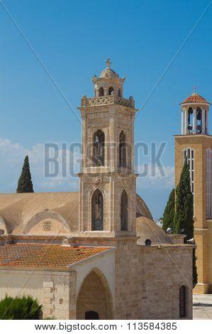 Saint George Cathedral, Paralimni, Cyprus.