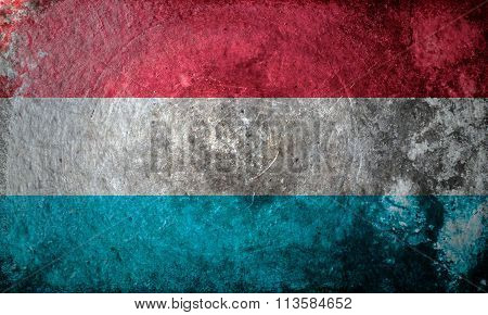 Luxembourg Grunge