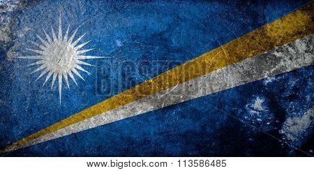Marshall Islands Grunge