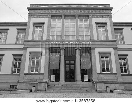 Bildenden Kunste Museum Stuttgart