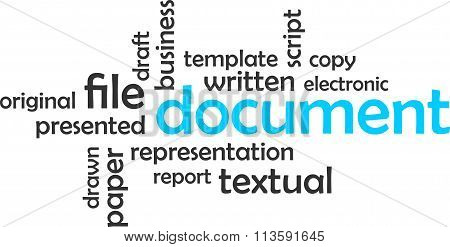 Word Cloud - Document