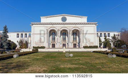 Romanian National Opera, Bucharest