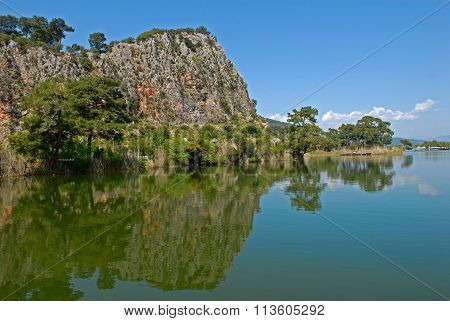 River Dalyan