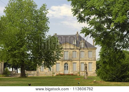 Villa In The Vendee Countryside
