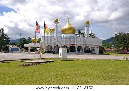 Tuanku Munawir Royal Mosque in Negeri Sembilan