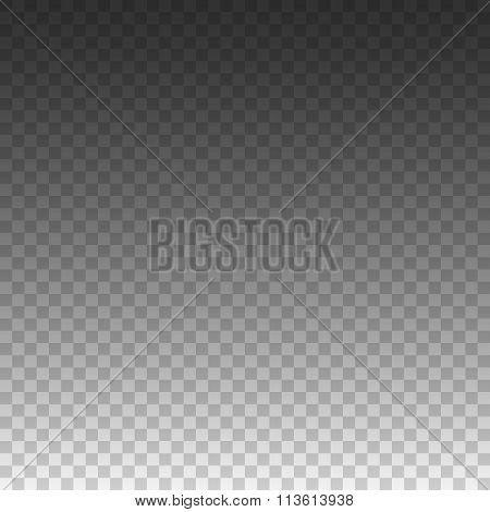 Editable background for transparency image.