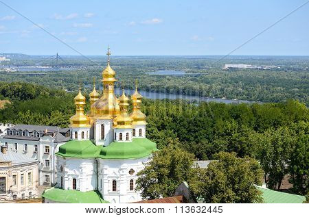 Cathedral of the Dormition and Refectory Church, Kyiv Pechersk Lavra