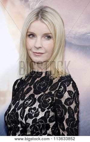 Jacqueline McKenzie at the Los Angeles premiere of