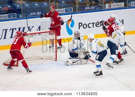 Alexey Makeev (91) In Action