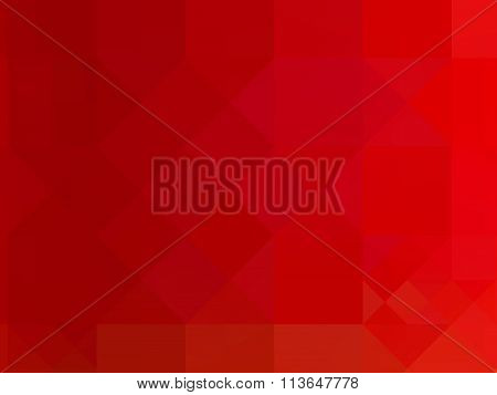 Abstract Gradient Red Background