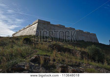 Corner of Saint Sebastian Fort