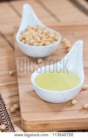 Golden Soy Oil
