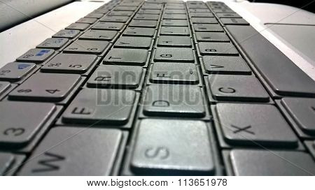 Netbook keyboard