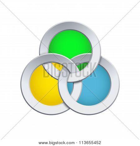 Design Logo. Stock Illustration.