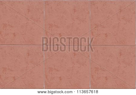 Red Unpolished Mable Tile