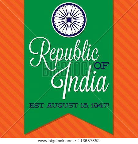 Indian Independence Day!