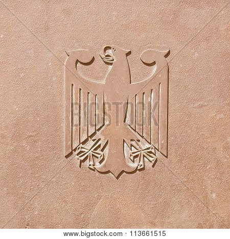 Germany Coat Of Arms Vintage