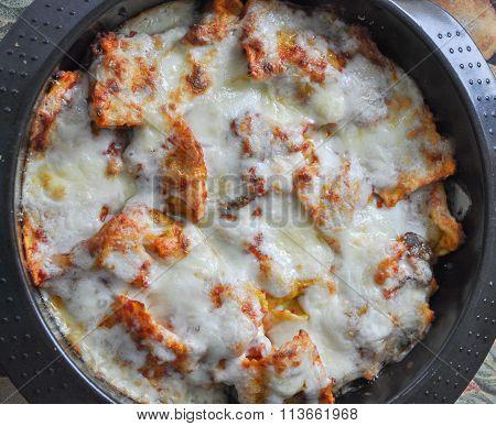Agnolotti Cheese Pasta