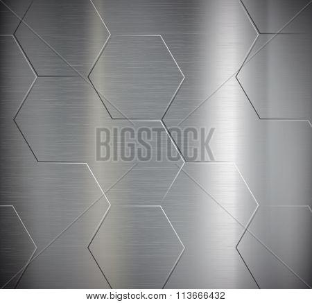 Texture Of Metal.
