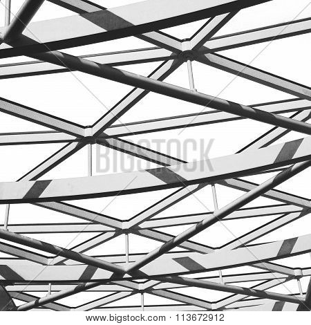 Abstract Metal In Englan London Railing Steel And Background